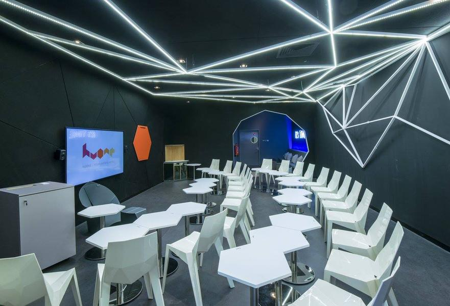 Interior Design Technology Product Office Ceiling