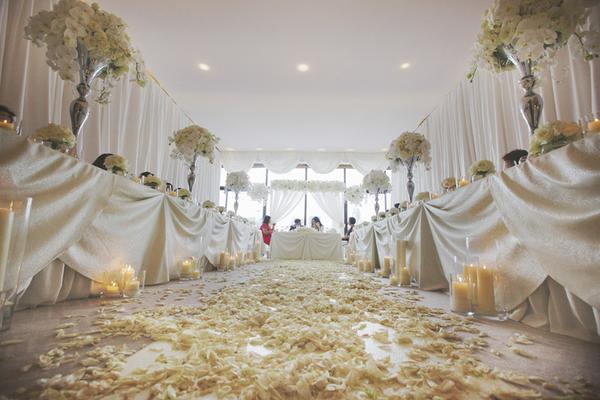 Clproduction furniture delegate singapore event planning aisle wedding ceremony meal function hall junglespirit Image collections